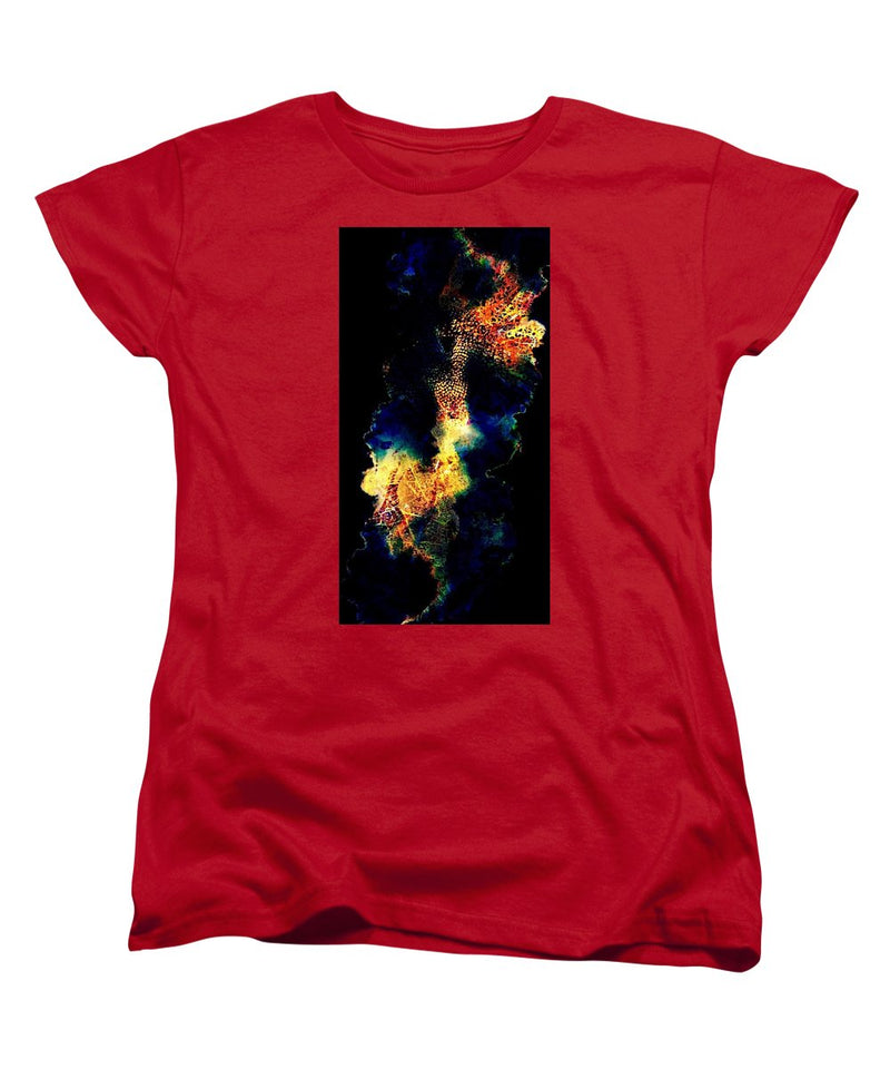 Coalescence - Women's T-Shirt (Standard Fit)