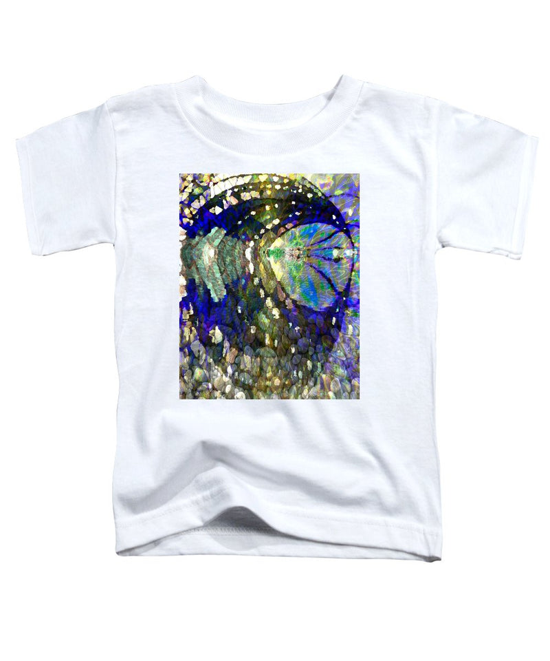 Blue Energy - Toddler T-Shirt