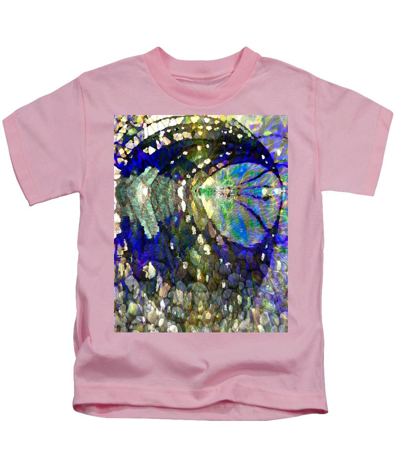 Blue Energy - Kids T-Shirt