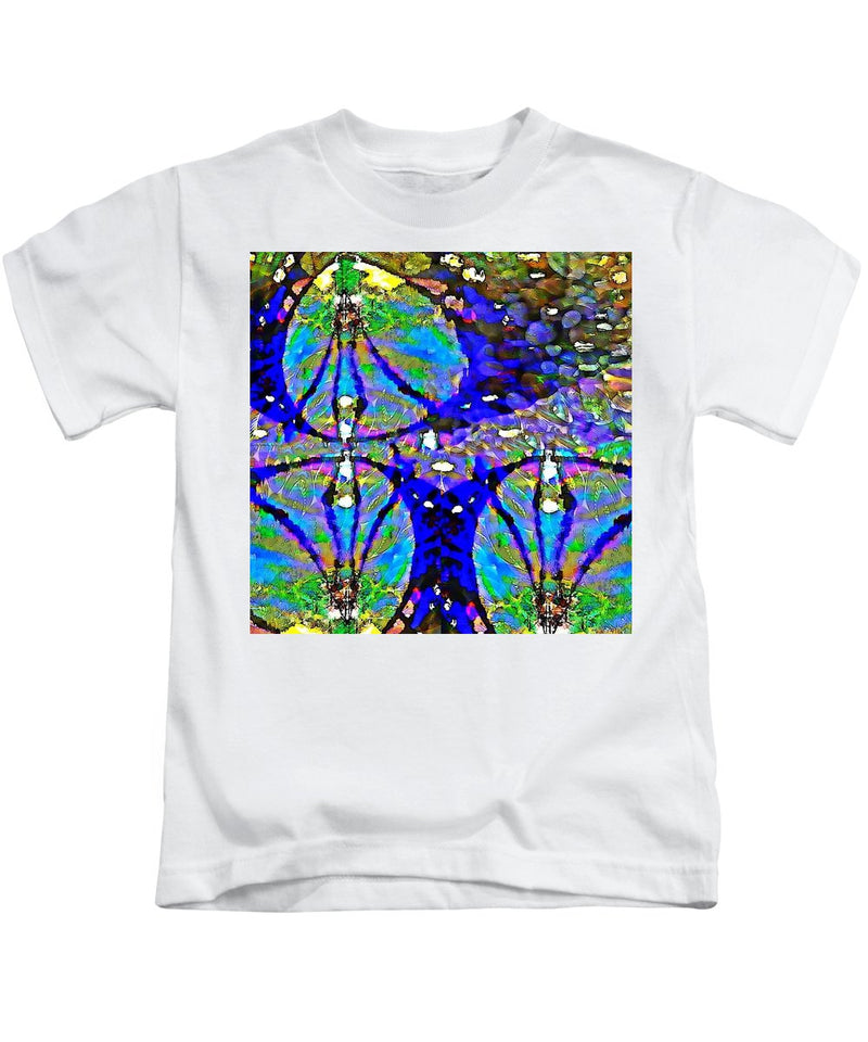 Drifting Opalescence - Kids T-Shirt