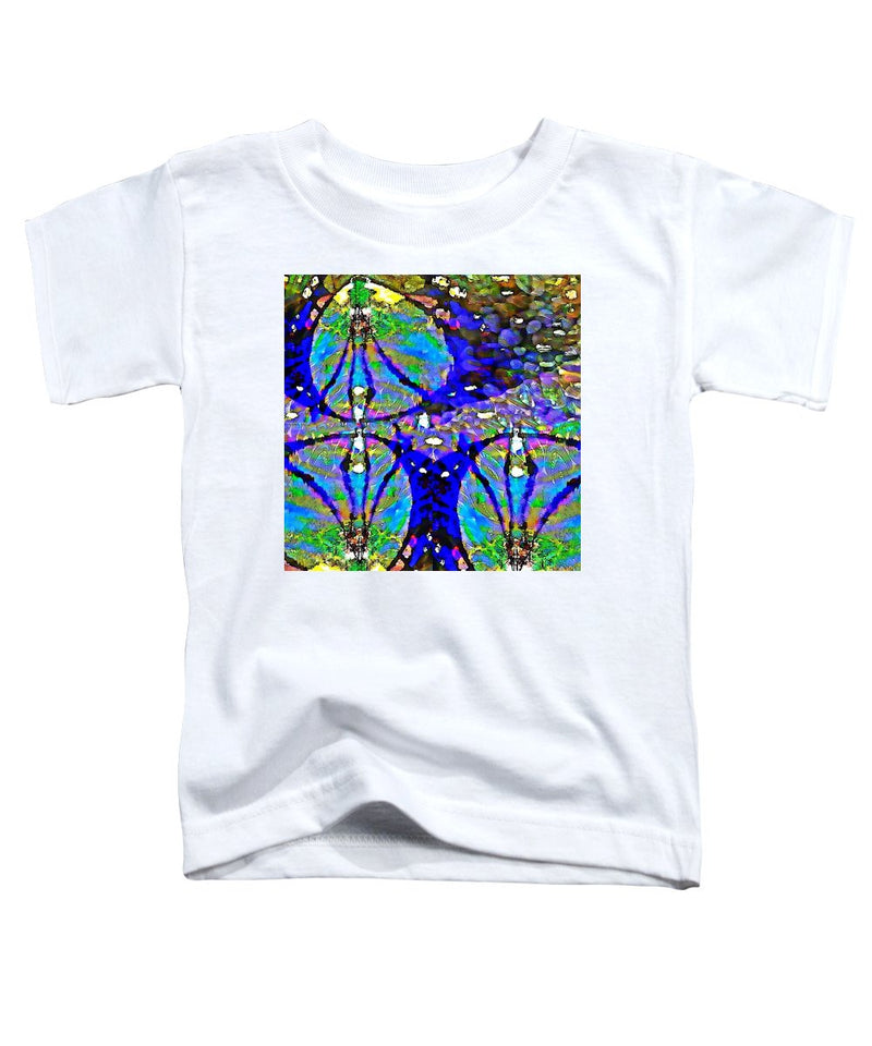 Drifting Opalescence - Toddler T-Shirt