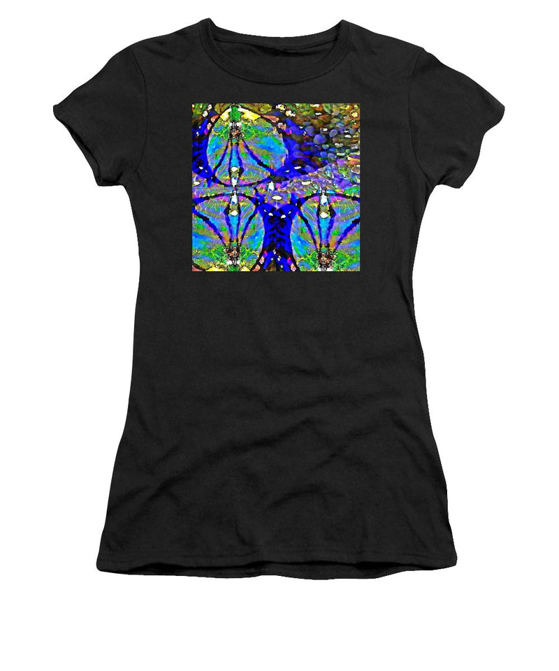 Drifting Opalescence - Women's T-Shirt