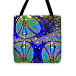 Drifting Opalescence - Tote Bag