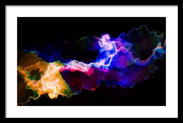 Electrified - Framed Print