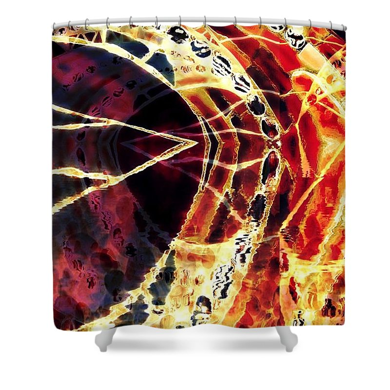 Frequency - Shower Curtain