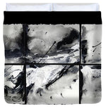 Moonlit Beach - Duvet Cover