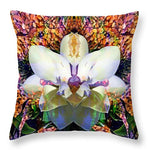 OM - Throw Pillow