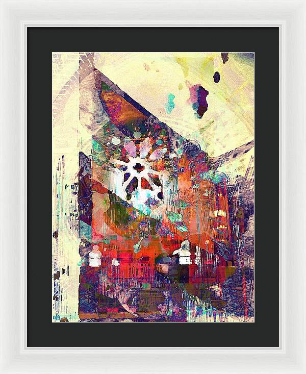 Sanctuary - Framed Print