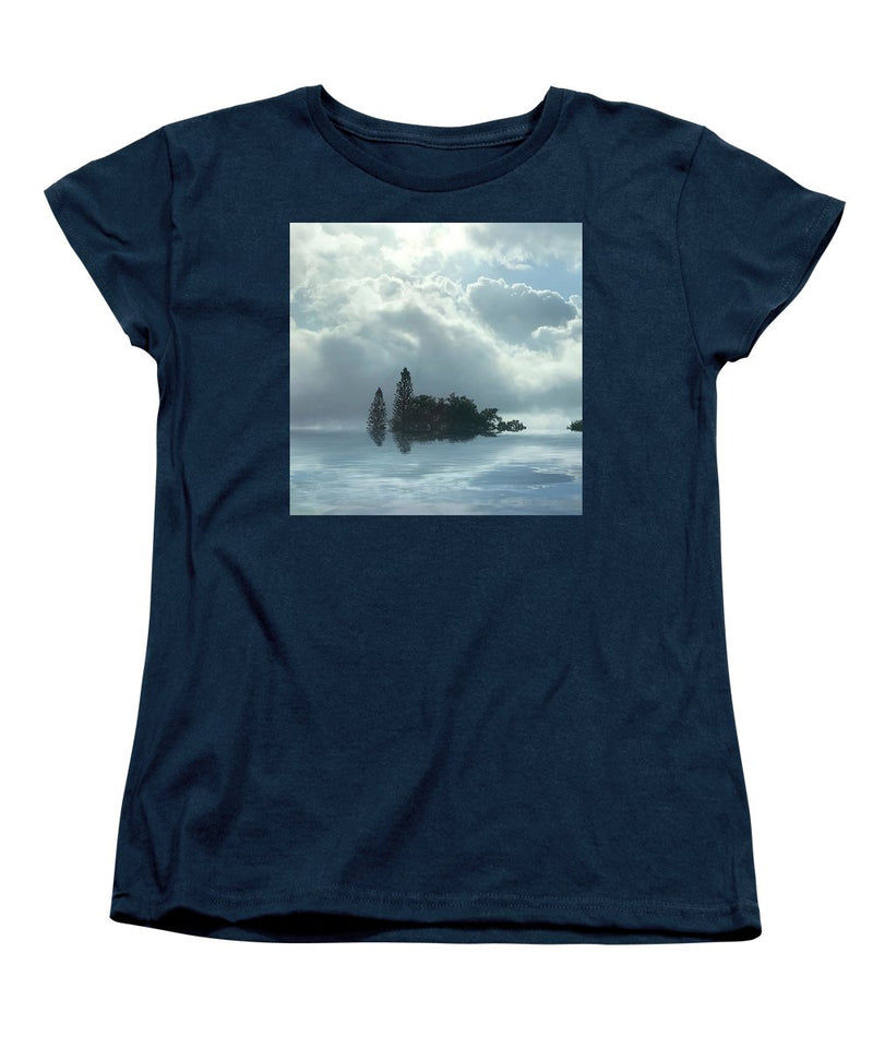 Somewhere Alone - Women's T-Shirt (Standard Fit)