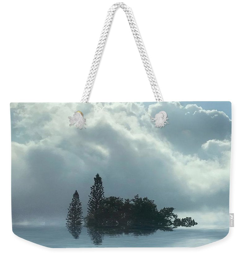 Somewhere Alone - Weekender Tote Bag