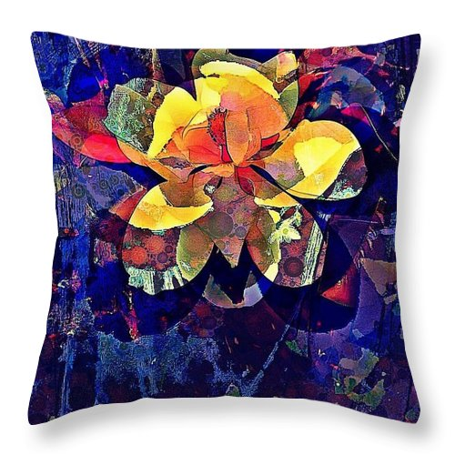 Southern Hospitality - Throw Pillow