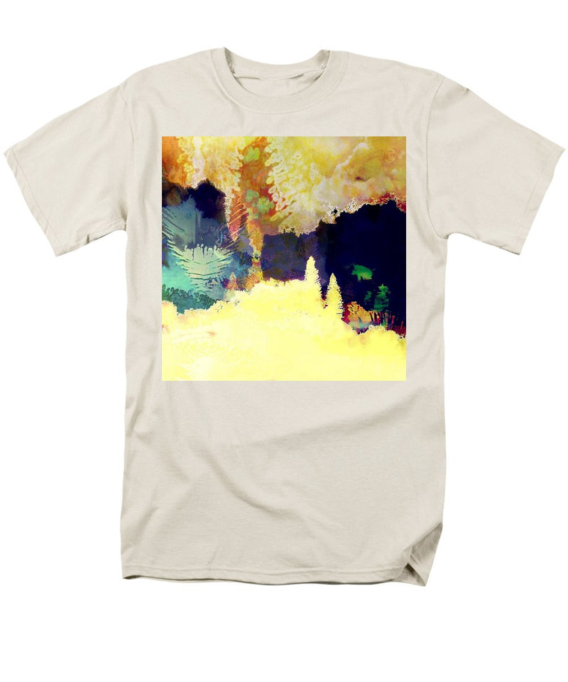 Subterrannean - Men's T-Shirt  (Regular Fit)