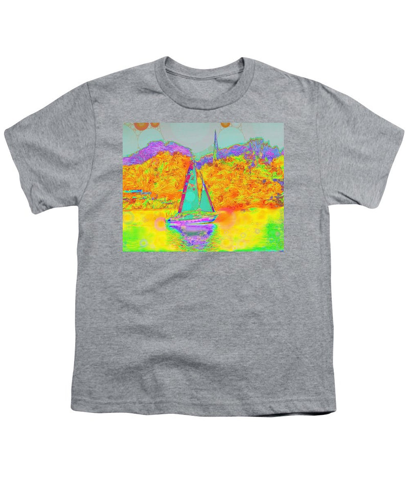 Summer Sail - Youth T-Shirt