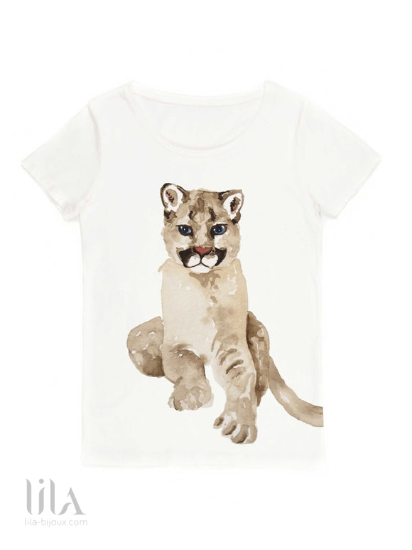 T-Shirt Puma Adulte By Nach Vêtements