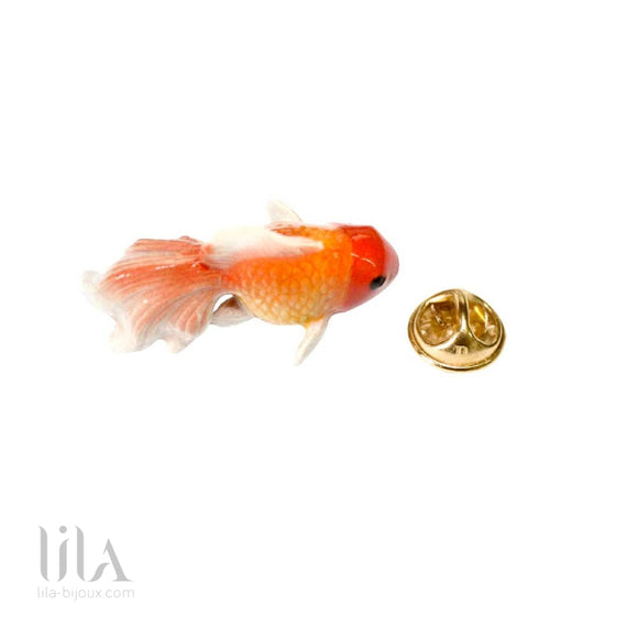 Pins Poisson Rouge
