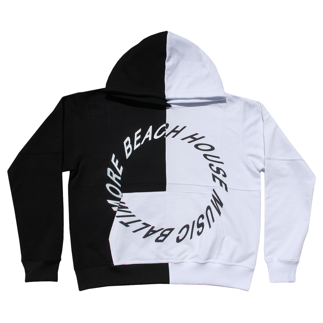 Limited Edition Split Color Hoodie