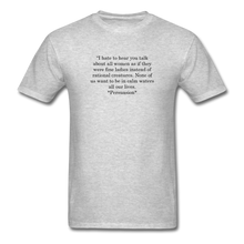 Load image into Gallery viewer, Rational Women, Unisex Classic T-Shirt - heather gray