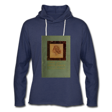 Load image into Gallery viewer, Anne of Green Gables, Unisex Lightweight Terry Hoodie - heather navy
