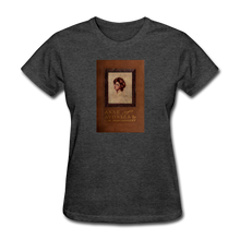 Load image into Gallery viewer, Anne of Avonlea, Women's T-Shirt - heather black