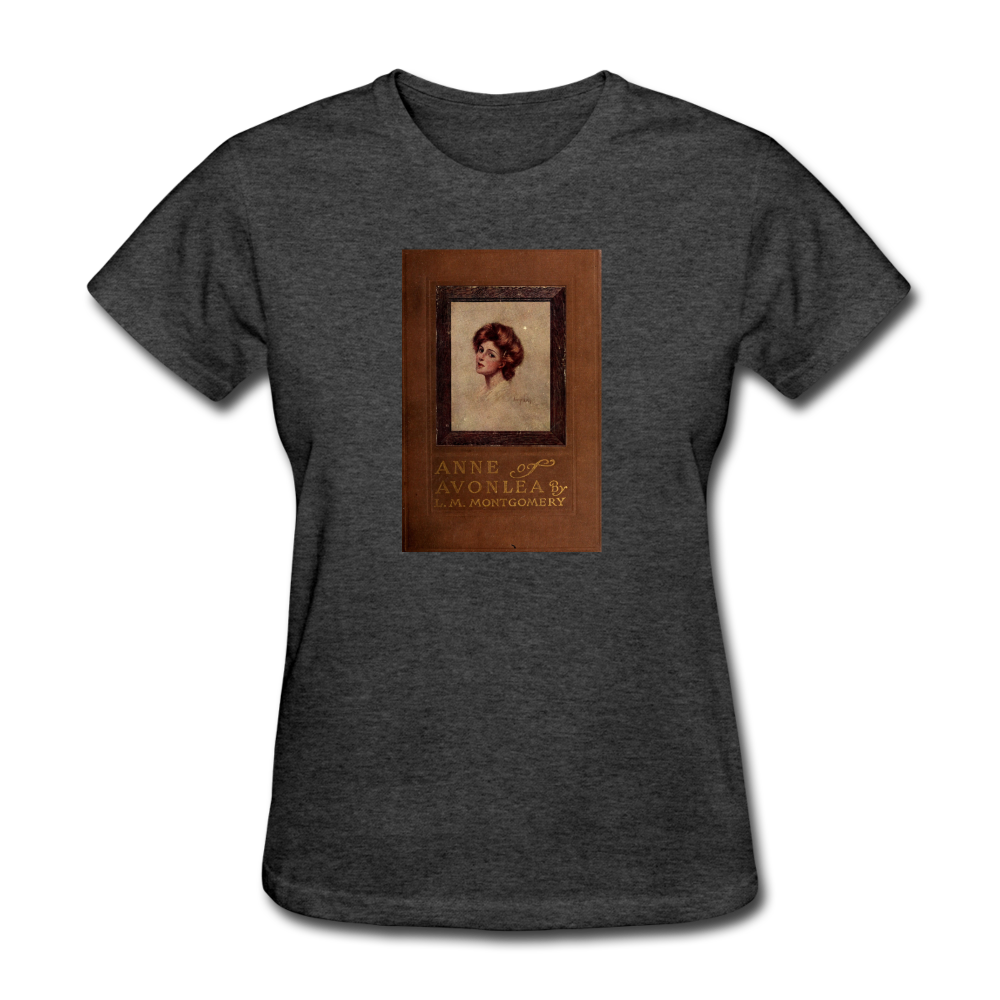 Anne of Avonlea, Women's T-Shirt - heather black