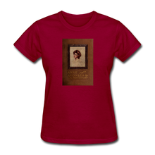 Load image into Gallery viewer, Anne of Avonlea, Women's T-Shirt - dark red