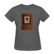 Load image into Gallery viewer, Anne of Avonlea, Women's T-Shirt - charcoal