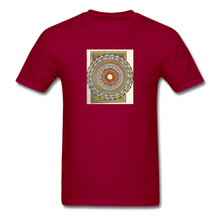Load image into Gallery viewer, Angel Choirs, Men's T-Shirt - dark red