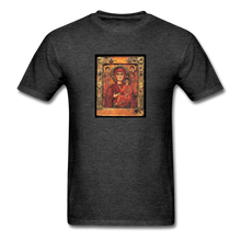 Load image into Gallery viewer, Madonna and Child, Men's T-Shirt - heather black