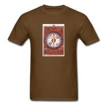 Load image into Gallery viewer, Universal Man, Unisex Classic T-Shirt - brown