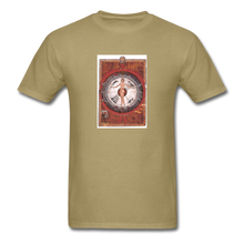 Load image into Gallery viewer, Universal Man, Unisex Classic T-Shirt - khaki