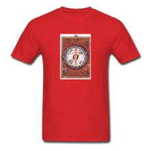 Load image into Gallery viewer, Universal Man, Unisex Classic T-Shirt - red