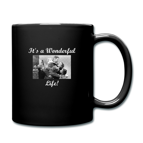 It's a Wonderful Life - black