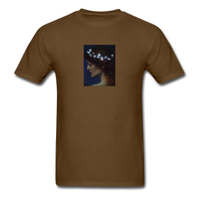 Load image into Gallery viewer, Night, Unisex Classic T-Shirt - brown