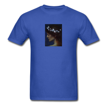 Load image into Gallery viewer, Night, Unisex Classic T-Shirt - royal blue