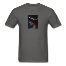 Load image into Gallery viewer, Night, Unisex Classic T-Shirt - charcoal