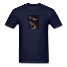 Load image into Gallery viewer, Night, Unisex Classic T-Shirt - navy