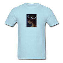Load image into Gallery viewer, Night, Unisex Classic T-Shirt - powder blue