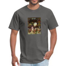 Load image into Gallery viewer, The Lady of Shallott, Unisex Classic T-Shirt - charcoal