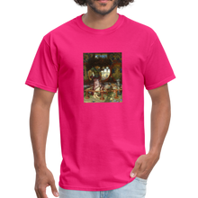 Load image into Gallery viewer, The Lady of Shallott, Unisex Classic T-Shirt - fuchsia