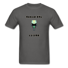 Load image into Gallery viewer, Cubed ETs - KAIA, Unisex Classic T-Shirt - charcoal