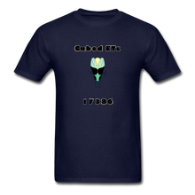 Load image into Gallery viewer, Cubed ETs - KAIA, Unisex Classic T-Shirt - navy