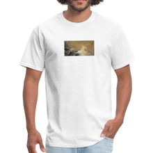 Load image into Gallery viewer, Tiger Against Dragon, Unisex Classic T-Shirt - white