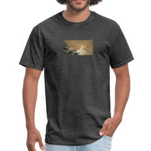 Load image into Gallery viewer, Tiger Against Dragon, Unisex Classic T-Shirt - heather black