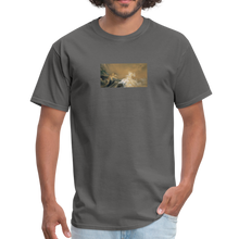 Load image into Gallery viewer, Tiger Against Dragon, Unisex Classic T-Shirt - charcoal