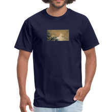 Load image into Gallery viewer, Tiger Against Dragon, Unisex Classic T-Shirt - navy