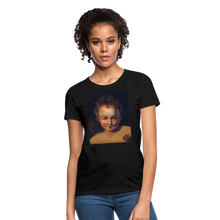 Load image into Gallery viewer, Puck Women's T-Shirt - black