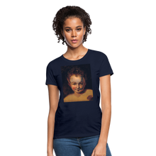 Load image into Gallery viewer, Puck Women's T-Shirt - navy