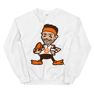 Baker Throwback Crewneck Sweatshirt