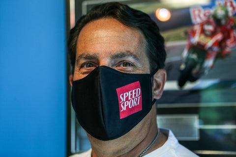 SPEED SPORT Facemask