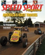 SPEED SPORT Magazine- Back Issue